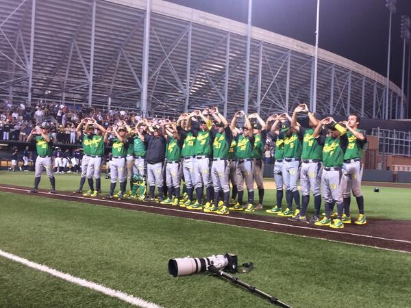 Thank you fans for being with us all year. #GoDucks http://t.co/eXvvL52WGi