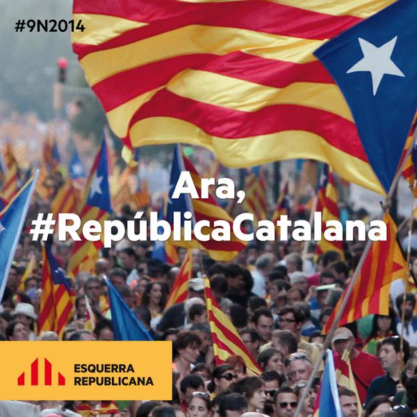 A les 20h tothom davant dels Ajuntaments del país amb estelades per reclamar la #RepúblicaCatalana. Fes-ho córrer! http://t.co/khpmLOzyHk