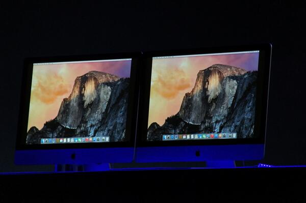 Here are the Macs where Apple will run the OSX demos. #WWDC http://t.co/Pz7FuRhPYN