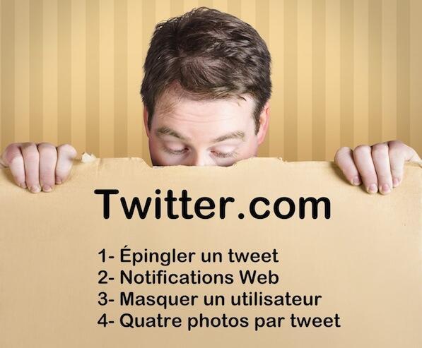 #Twitter Web : 4 nouvelles fonctionnalités que vous ne connaissez peut-être pas http://t.co/1H4k1rP8c6 http://t.co/LoffgPwpXr