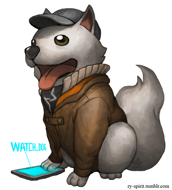 The real Watch Dog http://t.co/2s3bCZTbl2