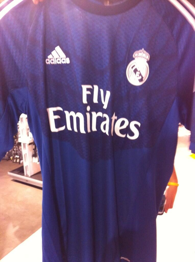 Real Madrid stars officially unveil their new kits, including a bright pink away kit [Pictures]