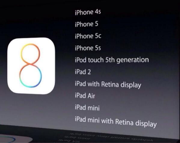 ini dia daftar device yang mendukung iOS 8 http://t.co/XSmtQw8dxZ