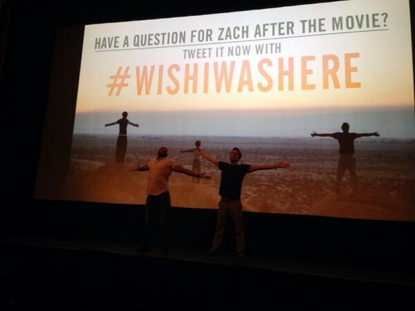 #wishiwashere takes Texas @donald_faison @zachbraff http://t.co/unDEi0BeMv