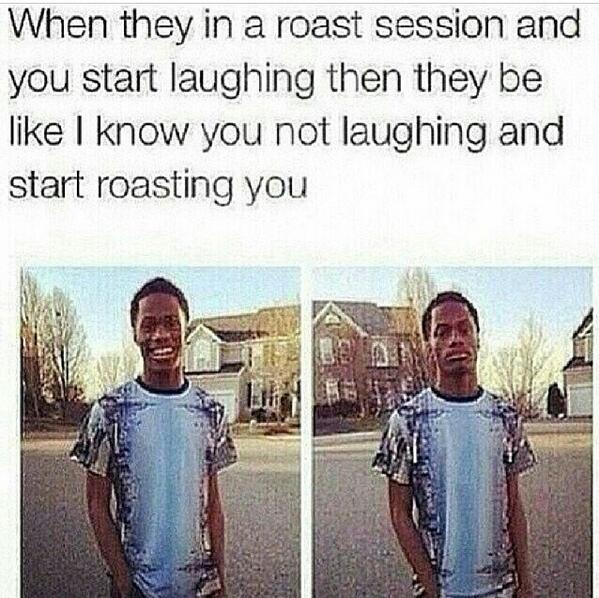 Everyone and their homies can relate to this one right here