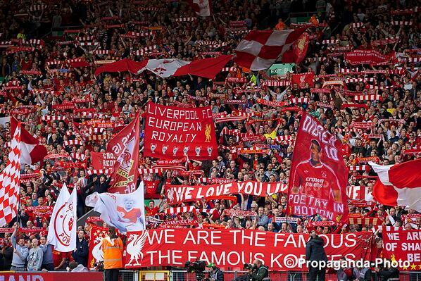 Happy Birthday, Liverpool Football Club, founded June 3rd 1892. http://t.co/4BYa0MRgMO