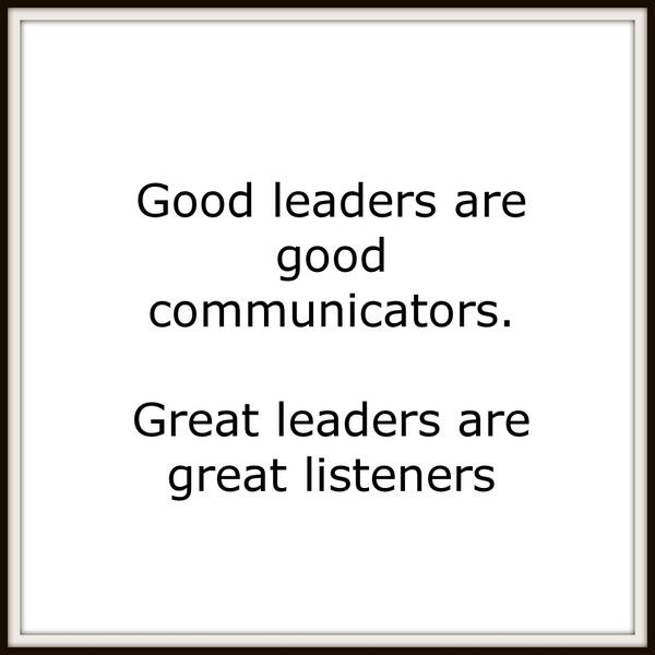 Leadership thought- would you agree? http://t.co/Qk6hp9pK1P