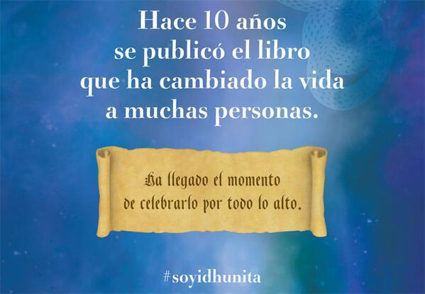 El 11 de octubre va a pasar algo grande: http://t.co/4gtFq3qdfE #soyidhunita @_LauraGallego @idhun @comunicacionsm http://t.co/4KvyzGAZQA