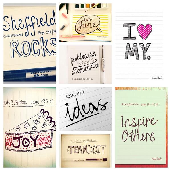 A personal handwritten #note can be one of the sweetest things ever. Here's a few good notes worth sharing