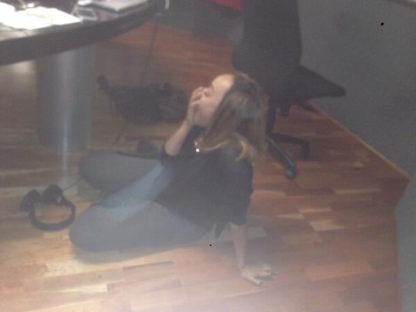 @Thando_Thabethe  when she heard about @StupidVic going to the SPA @DJRogerGoode http://t.co/yvjGhrbgmD