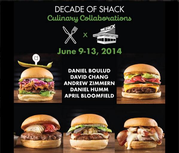 .@davidchang's #shrimpstack will be available @shakeshack june 10 to celebrate #decadeofshack http://t.co/sqC9mBTvrA http://t.co/ahDM1s34U4
