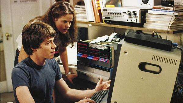 """#Wargames was released 31 years ago today. The movie features the 1st mention of the word """"firewall""""in film history. http://t.co/PSUJXbacik"""