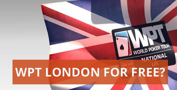Fancy a $50 #WPT National London Sat Ticket? RT+FOLLOW to win! And this could be you next time http://t.co/YypXt99UjB http://t.co/mzyUXtaTdF