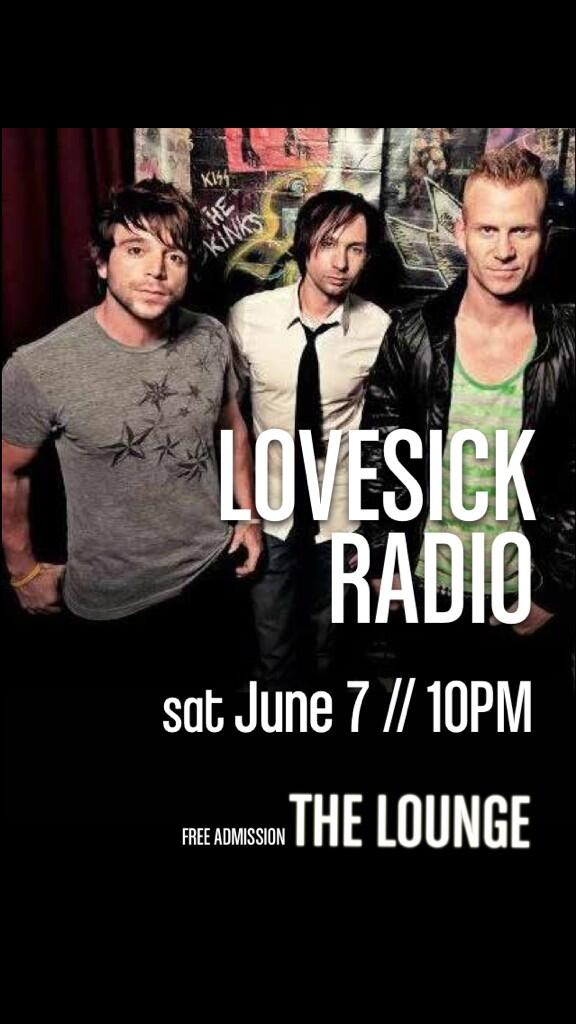 4 more days until LSR returns to The Lounge at the @Palms We go on at 10 & the show is #free ! #Vegas #LiveMusic http://t.co/85458i8x31