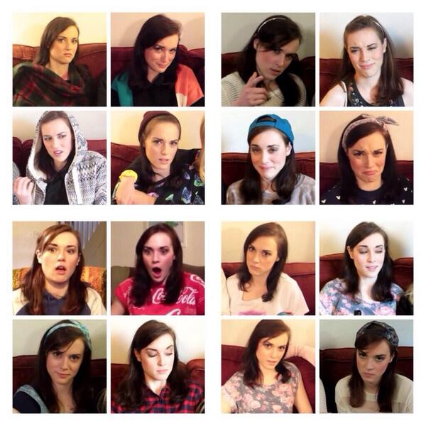 Need a reaction pic? I'm sure there's a @RoseEllenDix for that! That girl and her facial expressions I swear haha http://t.co/xrfsJpLD1i