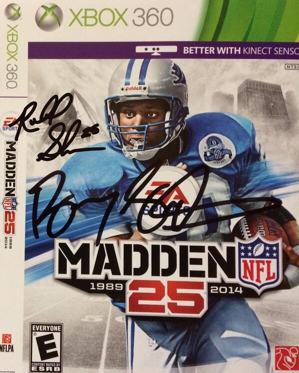 Vote for #madden15 cover & retweet to win a copy of Madden25 signed by Richard Sherman and me http://t.co/DaX7sX1bI7 http://t.co/4h4IOYB5JT
