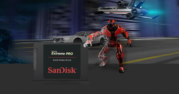 The SanDisk Extreme PRO SSD—designed for gamers demanding the best performance #Computex2014 http://t.co/a0lANdVNcx http://t.co/GVwoRG1UUT
