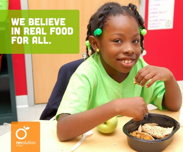Because all kids deserve real food. Period. #kids #school #food http://t.co/dS3N54NHA1