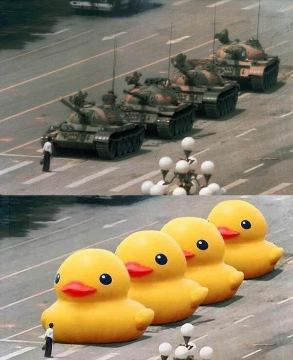 @Colvinius MT @mashable: Tiananmen Square memes slip through China's web censors http://t.co/dlzsyfMcgg #May35 http://t.co/9xOyJeUSl8