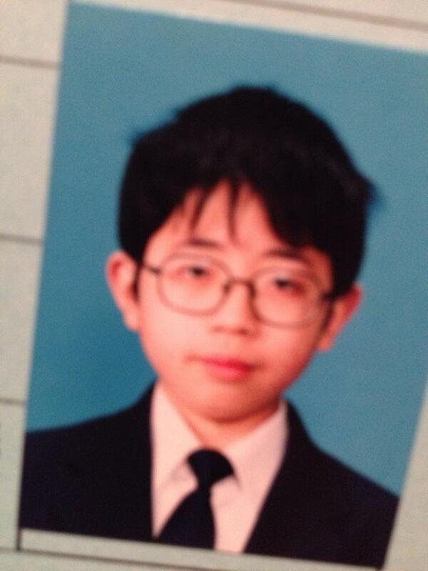 めっちゃ懐かしいの出てきた!中学三年生のときだ!∑(゚Д゚) http://t.co/LgCfn17hdJ