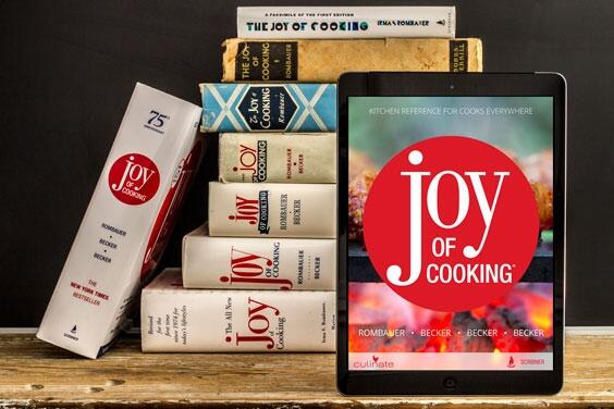 83 years in the making: the new JOY app for iPad. @TheJoyofCooking  http://t.co/DAFOFBNXTC http://t.co/79yEJOKdeW
