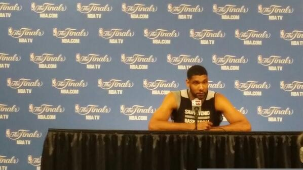 "Tim Duncan said he hasn't really given retirement a thought. Said, ""it'll happen when it happens."" http://t.co/NjPXCPKvNY"