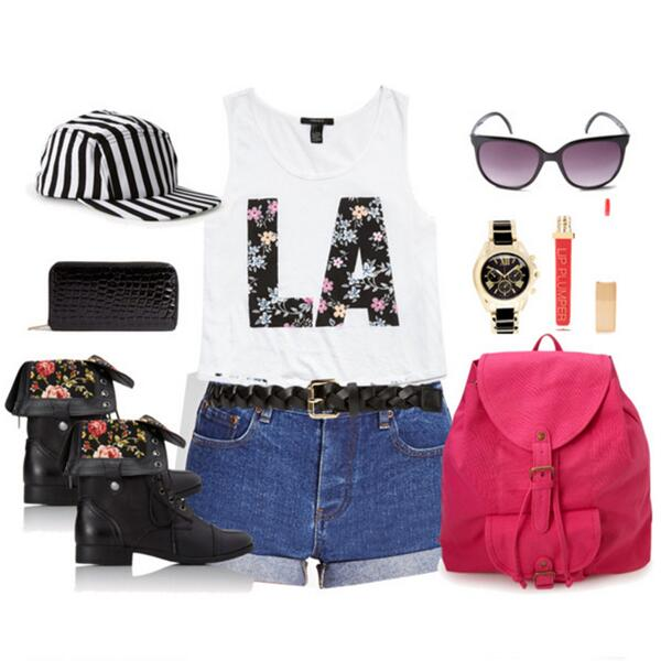 RT @Forever21: Show us your #ootd! Here is some #style inspiration. http://t.co/ZAWeDCDTI4