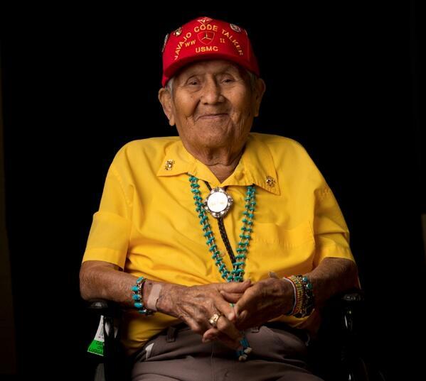 The #NavajoNation has lost a true warrior. Journey well Chester Nez, the last of the 29. #NavajoCodeTalkers #Navajo http://t.co/5ydIdZ4u6s