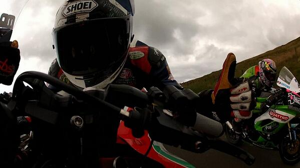 Literally every other selfie you've ever seen has just been outdone by @M_Dunlop3 and @Jimbohillier37 at @iom_tt http://t.co/xjfXY9PwM5