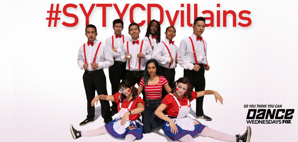 Retweet if you want to see the #SYTYCDvillains on the #sytycd stage! http://t.co/B3Wo2Ffail