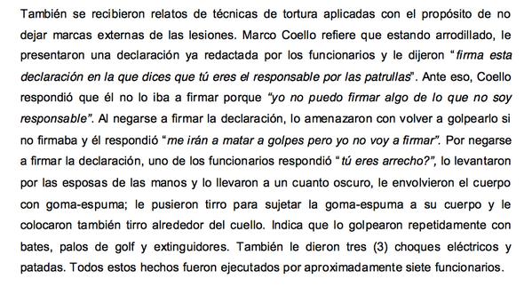 Marco Coello, 18 años,  torturado http://t.co/vDZ8M0mcxU http://t.co/XHdo9SulRD Via @LuisCarlos