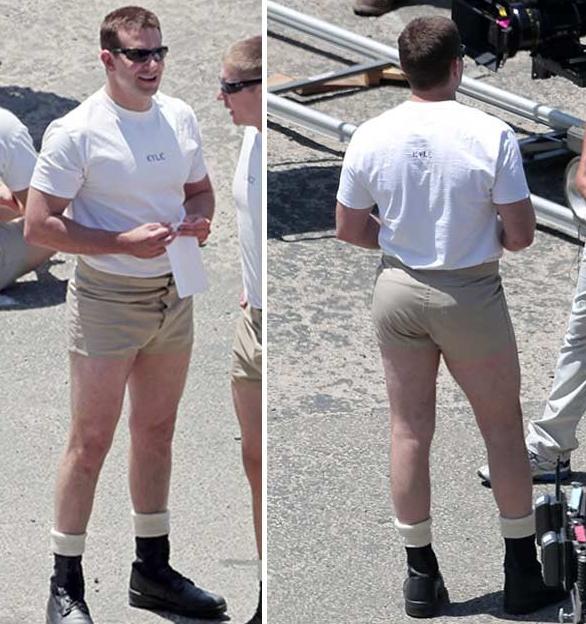 unzipped dick Pants