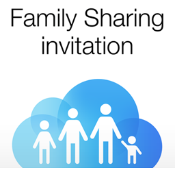 You _think_ the iOS 8 Family Sharing icon is a man, woman, daughter and son. Look again. Gender neutral!