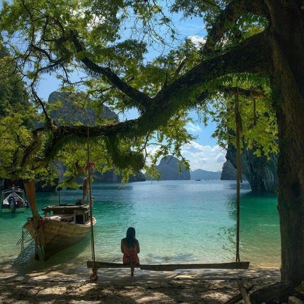 Krabi, Thailand http://t.co/asB9vEqVRL