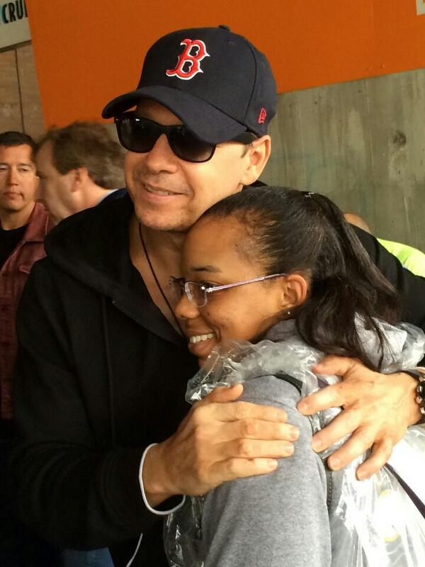 Me and @DonnieWahlberg. Thanks D for the hug. Thanks @nemmrack for the photo #NKOTBCruise2014 http://t.co/xFncXTYR2P