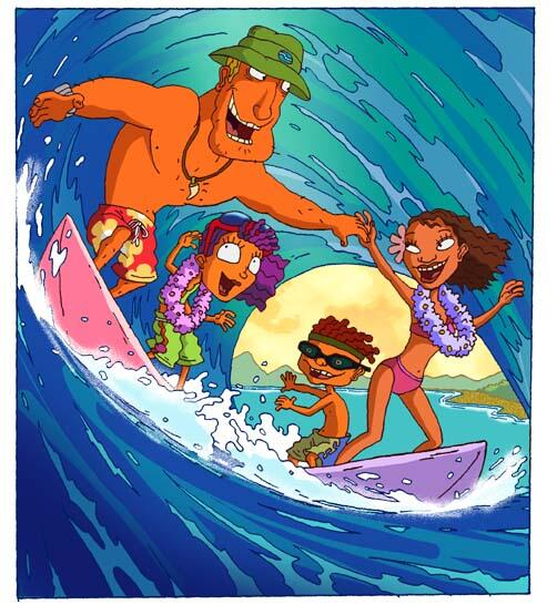 Woogedy, woogedy, woogedy!! Rocket Power returns to TV this weekend on TeenNick! It all starts Saturday at 12am ET! http://t.co/tpN3QMCq0o