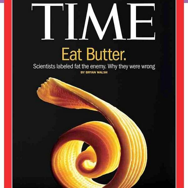 Butter is best, something cooks have always known. Now science is catching up. Thanks to... http://t.co/kqzTeqVWjo http://t.co/GwjVFRQc7T