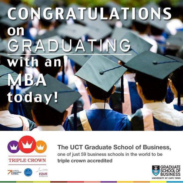 Congratulations to all of our students graduating today, we wish you well in your bright future ahead! #UCTGrad2014 http://t.co/dsgwwLKqkC