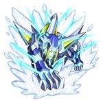 本日紹介するガイストはグレイス・凍・ビャッコです!氷属性でトラ型のガイストですね。聖獣ガイストの1体です。聖獣ガイストは