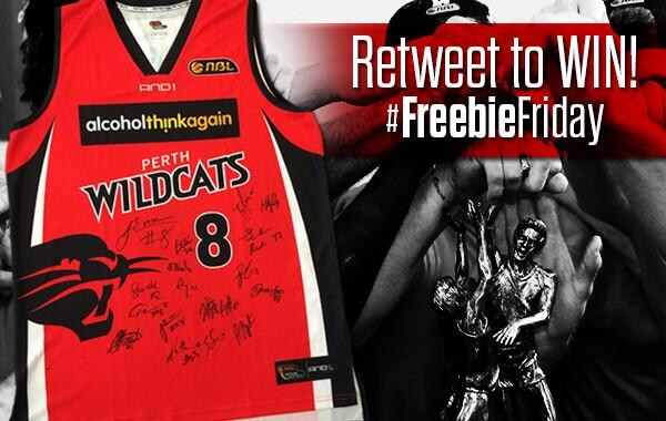 RETWEET THIS for your chance to win a 2014 Championship team signed James Ennis singlet! #FreebieFriday #RedArmy http://t.co/jByHesnkEV