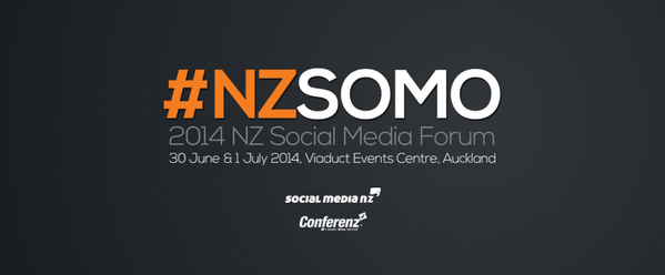Want to win a guest pass to the NZ Social Media Forum 2014? Entry info here - http://t.co/FZYAja7sAk http://t.co/VROZq7vTYM