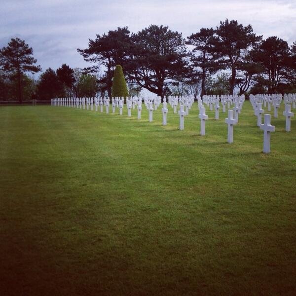 The soldiers' graves are the greatest preachers of peace. -- Albert Schweitzer #dday70 #lestweforget http://t.co/pfdfvadHgM