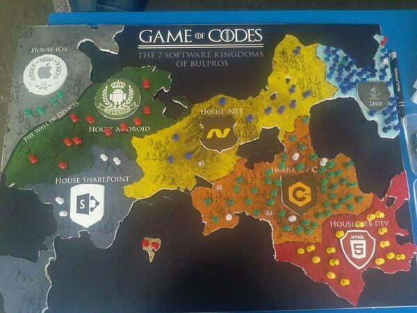Game of Codes http://t.co/g5d6vY7FGf