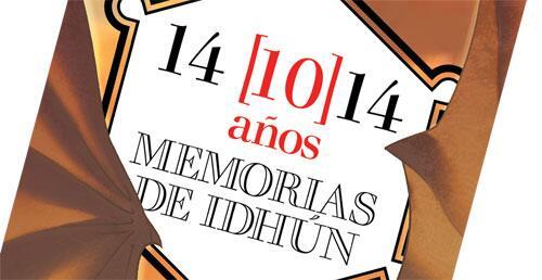 HOY vemos nueva pieza de Idhún si llegamos a 100 RT antes de las 14h: http://t.co/Z4QSQf2zEE @_LauraGallego @idhun http://t.co/JJVYamSZ8L