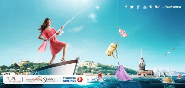Resmi sponsoru olduğumuz @istshopfest 07-29 Haziran'da İstanbul'u bir açık hava karnavalına dönüştürecek! http://t.co/o9BhU3urF2