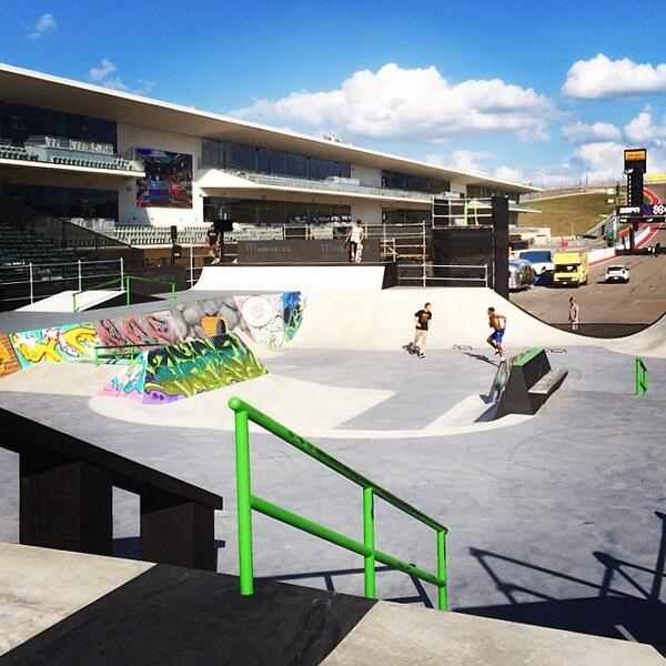 The @xgames course our Pros are skating this Sunday @shanejoneill @toreypudwill @ryansheckler @nyjah_huston #CCS http://t.co/h8nUwUr3u3