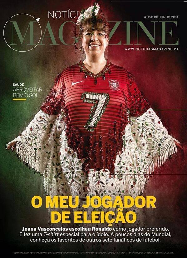 """Não temos Cristiano Ronaldo mas temos """"isto"""". Quem disse que as coisas não podem sempre piorar? http://t.co/6xensnEAuo"""