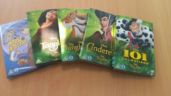 For a chance to win the Disney Villians DVDS, which are now available at participating @easons, simply RT. http://t.co/YCaupOaHjW