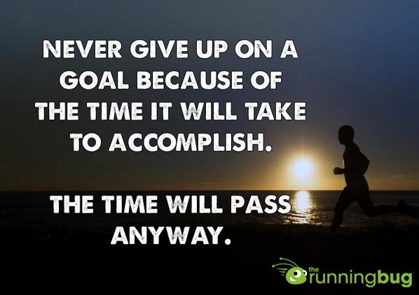 Time flies, make the most of it! RT if you agree! #fitspo #motivation http://t.co/vwSOkpuq10
