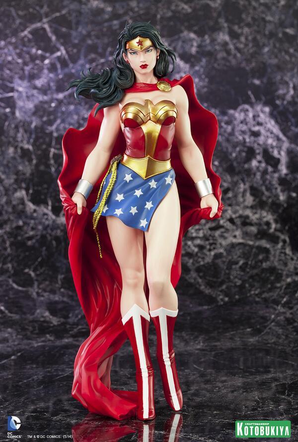 Check out the newest DC ARTFX statue, Wonder Woman!   https://t.co/xg3eScid6D http://t.co/IV5R6HTpjT
